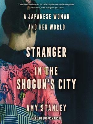 cover image of Stranger in the Shogun's City