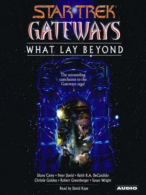 cover image of Gateways Book Seven