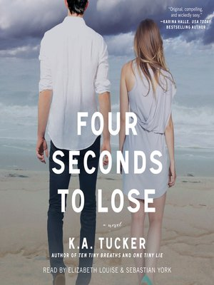 cover image of Four Seconds to Lose
