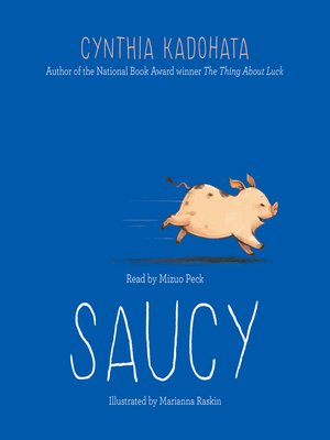 cover image of Saucy