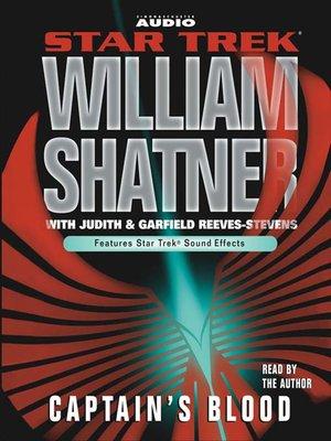 William shatner overdrive rakuten overdrive ebooks captains blood fandeluxe Ebook collections