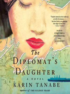 cover image of The Diplomat's Daughter