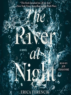 cover image of The River at Night
