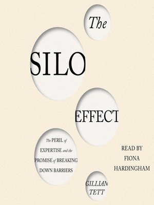cover image of The Silo Effect