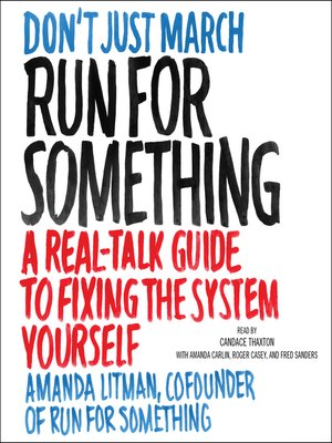 cover image of Run for Something
