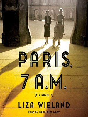 cover image of Paris, 7 A.M.