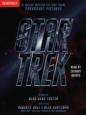 cover image of Star Trek Movie Tie-In