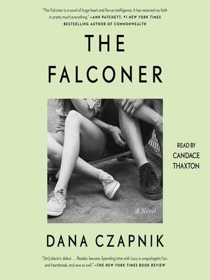 cover image of The Falconer