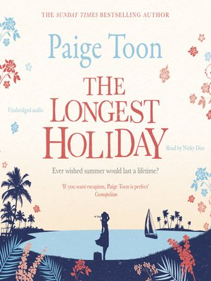 cover image of The Longest Holiday