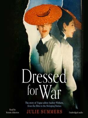 cover image of Dressed For War