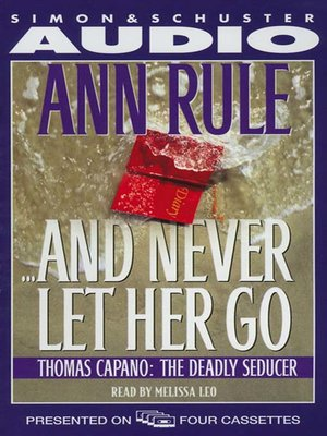 cover image of And Never Let Her Go