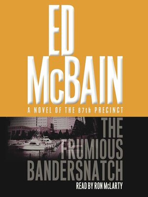cover image of The Frumious Bandersnatch