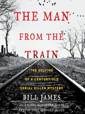 cover image of The Man from the Train