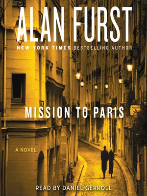 cover image of Mission to Paris