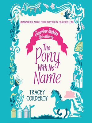 cover image of The Pony With No Name