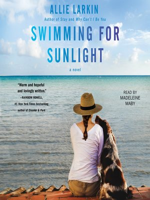 cover image of Swimming for Sunlight