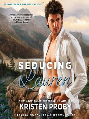 cover image of Seducing Lauren