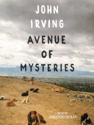 cover image of Avenue of Mysteries
