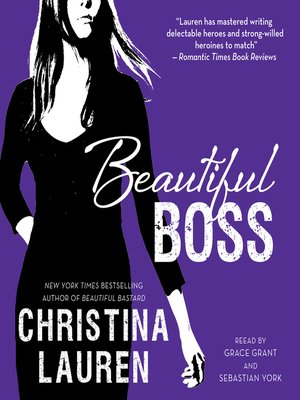 cover image of Beautiful Boss