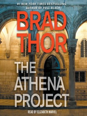 cover image of The Athena Project
