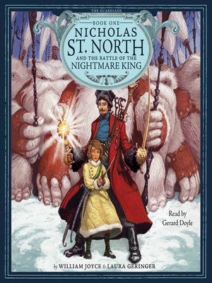 cover image of Nicholas St. North and the Battle of the Nightmare King