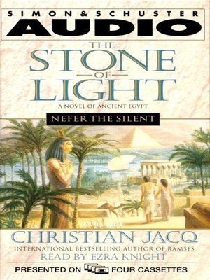 cover image of Nefer the Silent