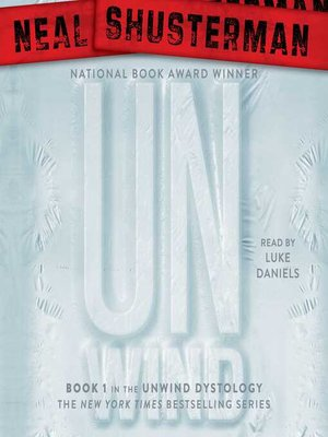 cover image of Unwind
