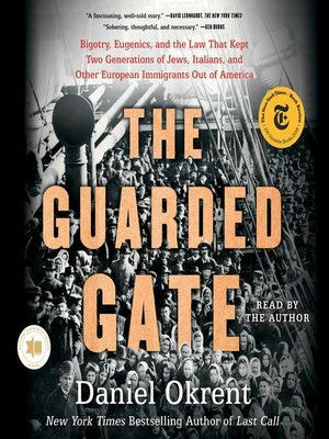 cover image of The Guarded Gate