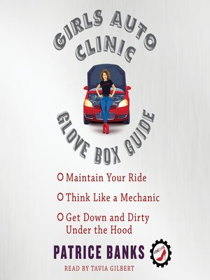 cover image of Girls Auto Clinic Glove Box Guide
