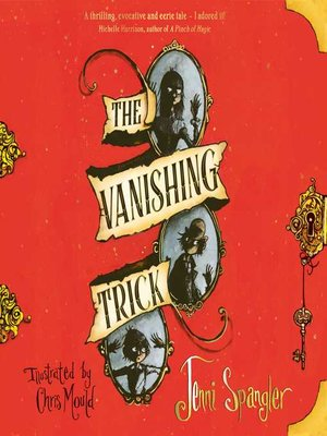cover image of The Vanishing Trick