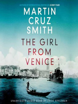 cover image of The Girl From Venice