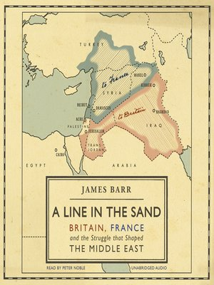 cover image of A Line in the Sand
