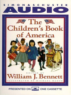 cover image of The Children's Book of America