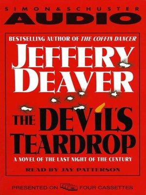 cover image of Devil's Teardrop