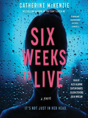 cover image of Six Weeks to Live
