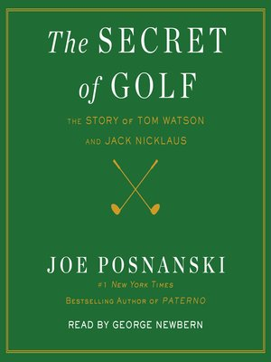 cover image of The Secret of Golf
