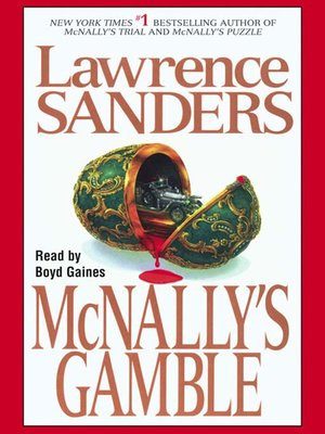 cover image of McNally's Gamble
