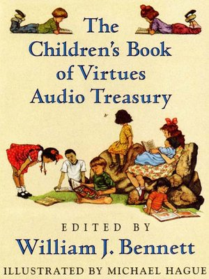 cover image of William J Bennett Children's Audio Treasury