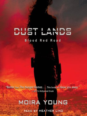 cover image of Blood Red Road