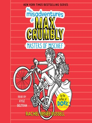 cover image of The Misadventures of Max Crumbly 3