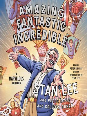 cover image of Amazing Fantastic Incredible