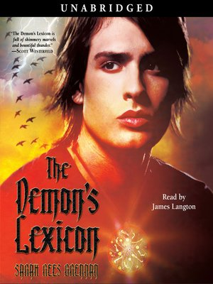 cover image of The Demon's Lexicon