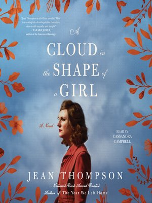 cover image of A Cloud in the Shape of a Girl
