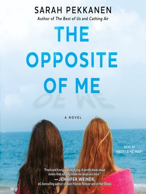 cover image of The Opposite of Me