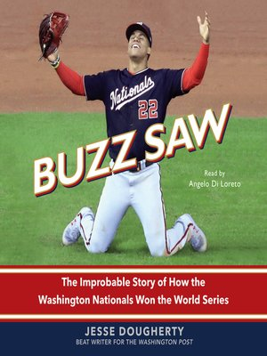 cover image of Buzz Saw
