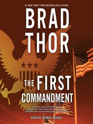 cover image of The First Commandment