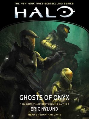 cover image of Ghosts of Onyx