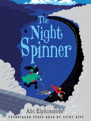 cover image of The Night Spinner