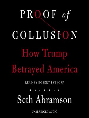 cover image of Proof of Collusion