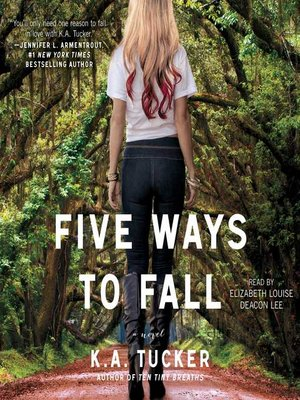 cover image of Five Ways to Fall